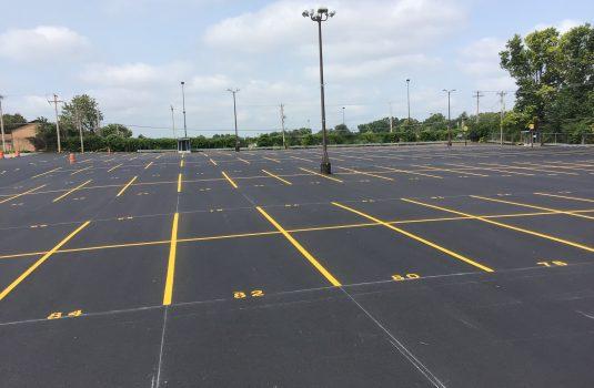 Ford Asphalt: Parking Spot 3